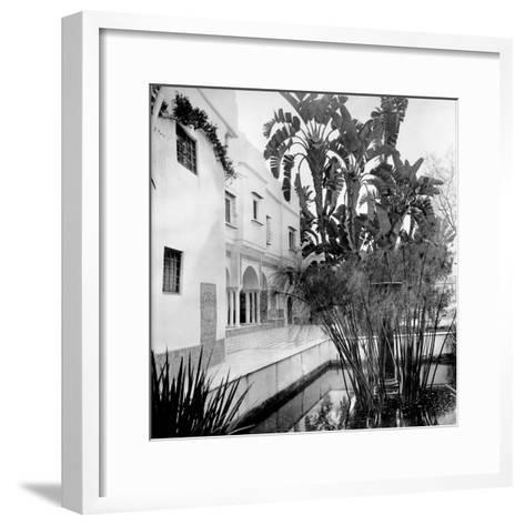 El Bardo-Frederick Henry Evans-Framed Art Print