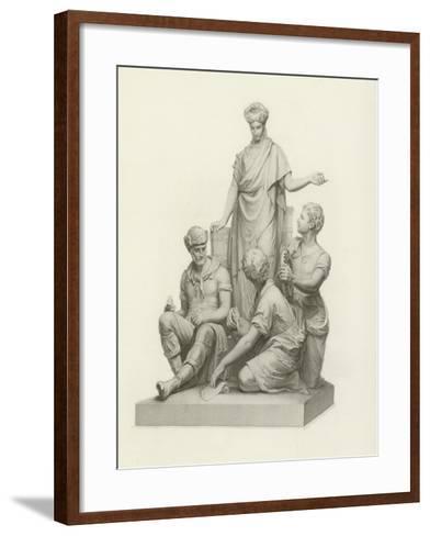 Engineering-John Lawlor-Framed Art Print