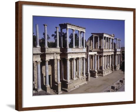 Spain, Extremadura, Merida--Framed Art Print
