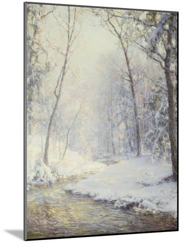 Early Snow-Walter Launt Palmer-Mounted Giclee Print