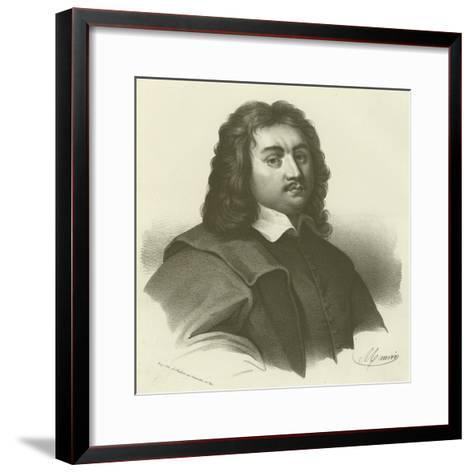 Nicolaes Berchem, Dutch Artist--Framed Art Print