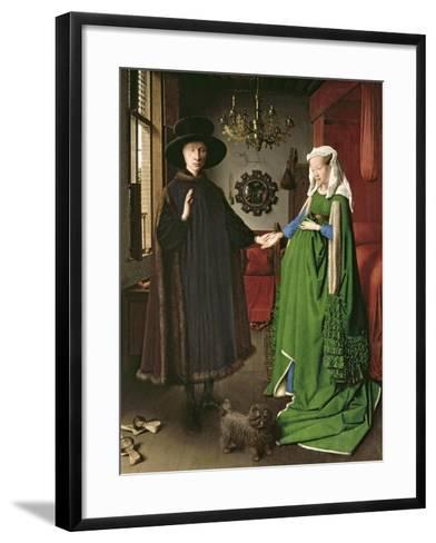 The Portrait of Giovanni--Framed Art Print