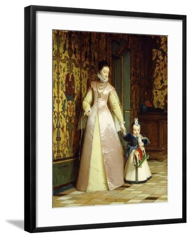 The Little Prince-Pierre Charles Comte-Framed Art Print