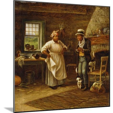 The Carpetbagger-William de la Montagne Cary-Mounted Giclee Print