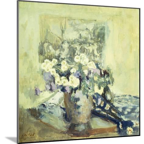 Vase De Fleurs, 1906-Edouard Vuillard-Mounted Giclee Print