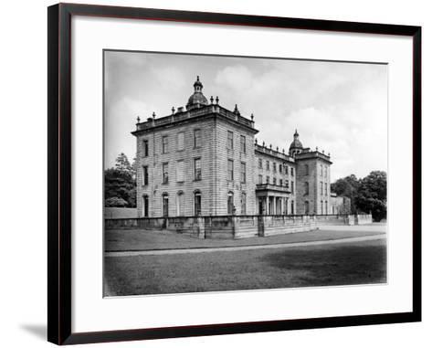 Streatlam Castle--Framed Art Print