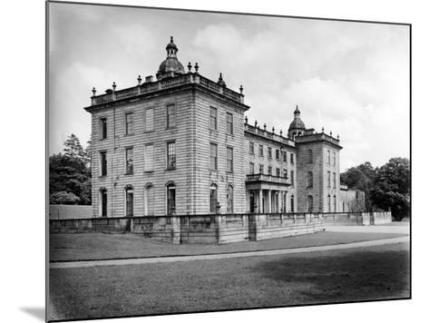 Streatlam Castle--Mounted Photographic Print