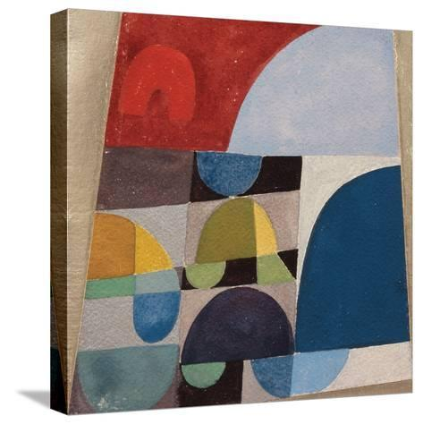 Untitled, 1920-Sophie Taeuber-Arp-Stretched Canvas Print