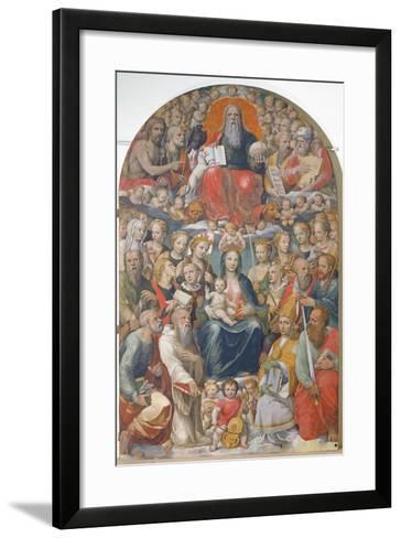 Paradise-Bartolomeo Neroni-Framed Art Print