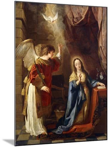 The Annunciation-Gaspar de Crayer-Mounted Giclee Print