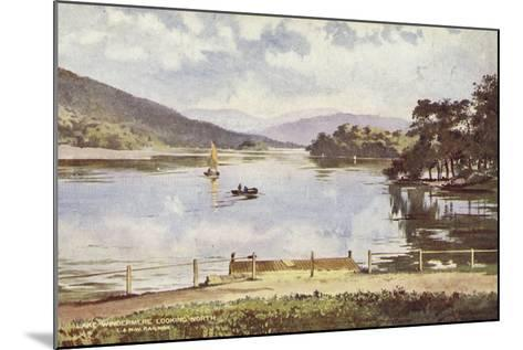 Lake Windermere Looking North--Mounted Photographic Print