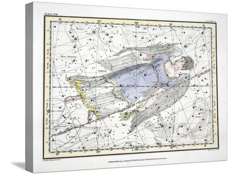 The Constellations-Alexander Jamieson-Stretched Canvas Print