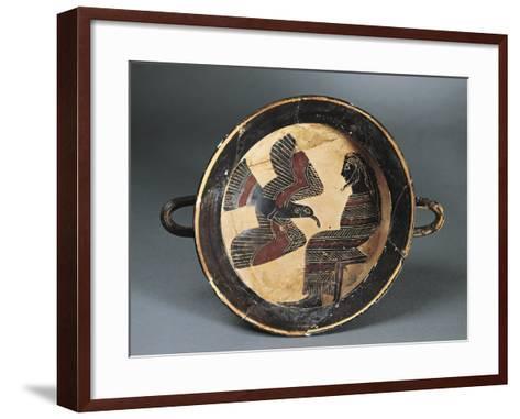 Kylix--Framed Art Print