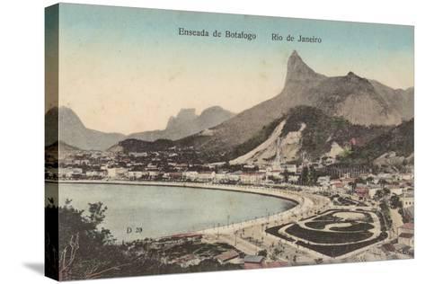 Botafogo Beach, Rio De Janeiro, Brazil--Stretched Canvas Print