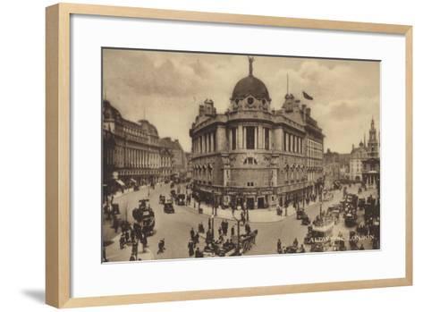 Aldwych, London--Framed Art Print