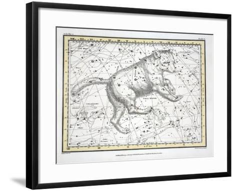 The Constellations-Alexander Jamieson-Framed Art Print