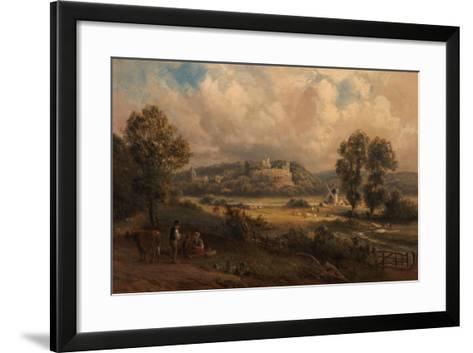Arundel Castle, Sussex, 1890-Thomas Jr. Whittle-Framed Art Print
