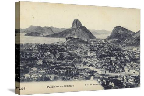 Botafogo; Rio De Janeiro, Brazil--Stretched Canvas Print