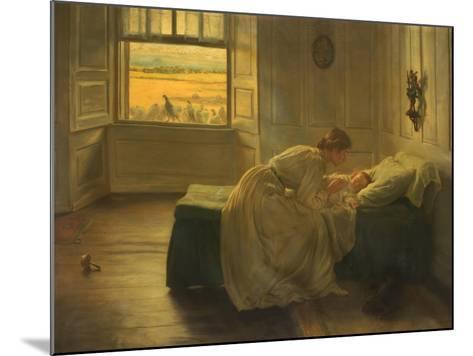 Hush, 1905–-06-John Henry Lorimer-Mounted Giclee Print