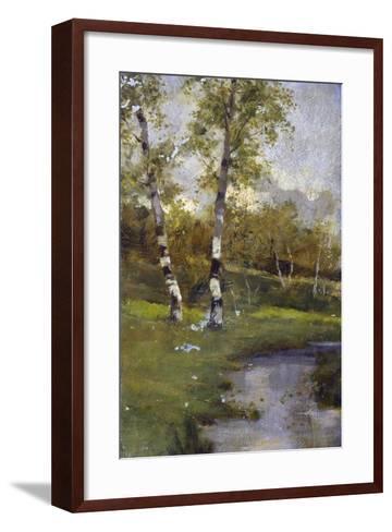 Landscape-Giovanni Beltrami-Framed Art Print