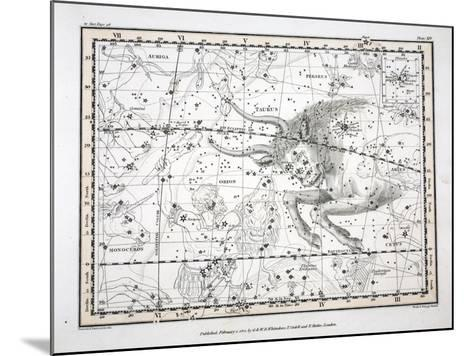 The Constellations-Alexander Jamieson-Mounted Giclee Print