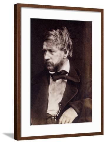Horatio Mcculloch, C.1860--Framed Art Print