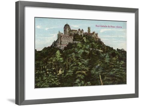 Palace of Pena, Sintra, Portugal--Framed Art Print