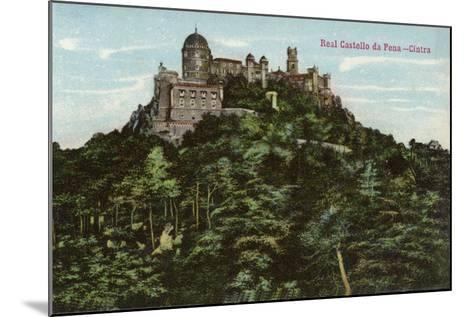 Palace of Pena, Sintra, Portugal--Mounted Photographic Print