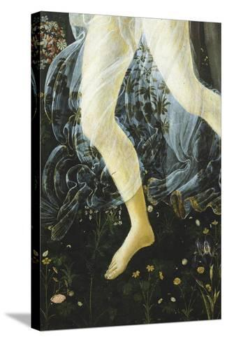 Allegory of Spring-Sandro Botticelli-Stretched Canvas Print