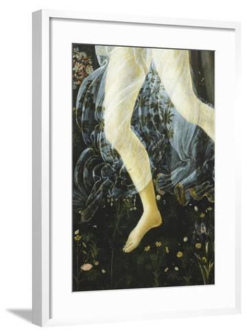 Allegory of Spring-Sandro Botticelli-Framed Art Print