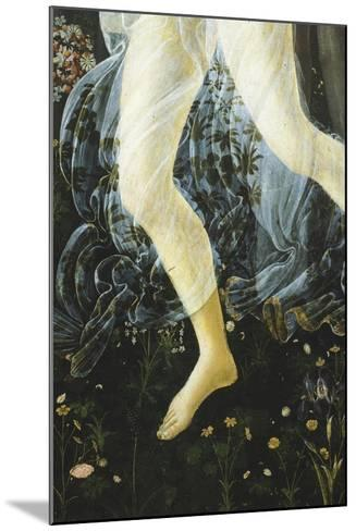 Allegory of Spring-Sandro Botticelli-Mounted Giclee Print