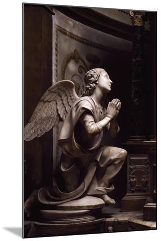 Adoring Angel-Matteo Di Giovanni Civitali-Mounted Giclee Print