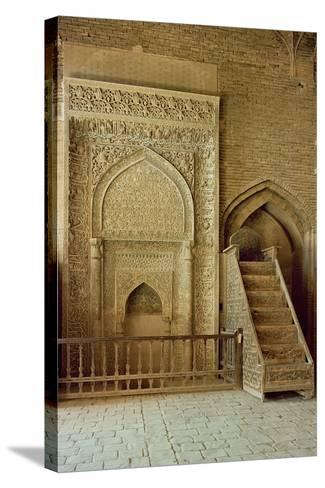 Mihrab--Stretched Canvas Print