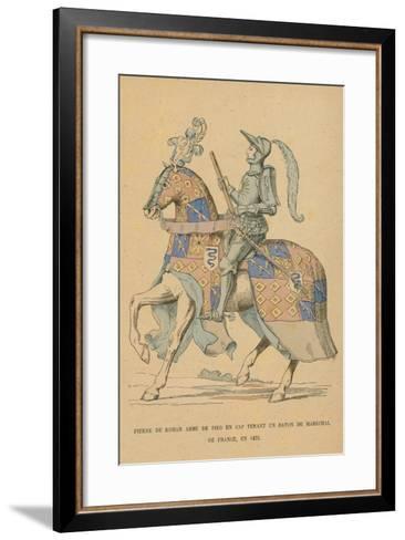 Pierre De Rohan--Framed Art Print