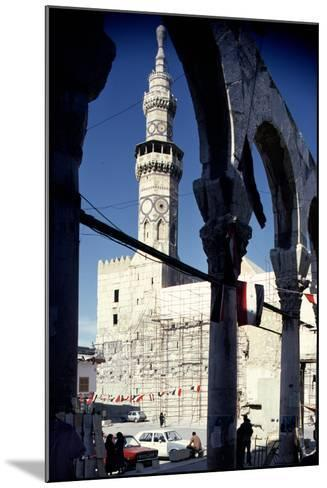 South West Minaret, C.12th Century--Mounted Photographic Print