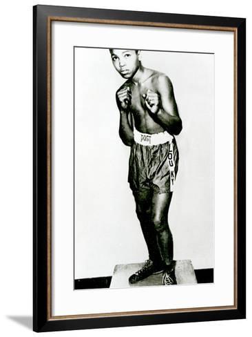 Muhammad Ali, Aged 12--Framed Art Print