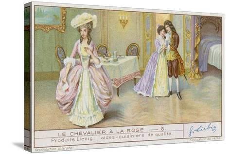 Der Rosenkavalier--Stretched Canvas Print