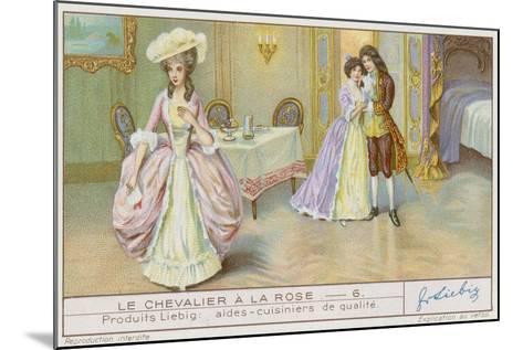 Der Rosenkavalier--Mounted Giclee Print