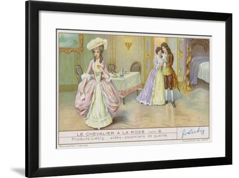 Der Rosenkavalier--Framed Art Print