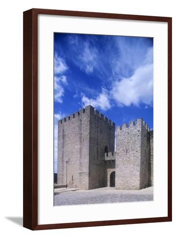 Portugal, Portalegre, Elvas Castle--Framed Art Print