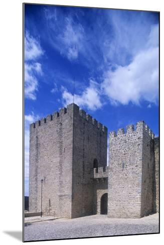 Portugal, Portalegre, Elvas Castle--Mounted Giclee Print