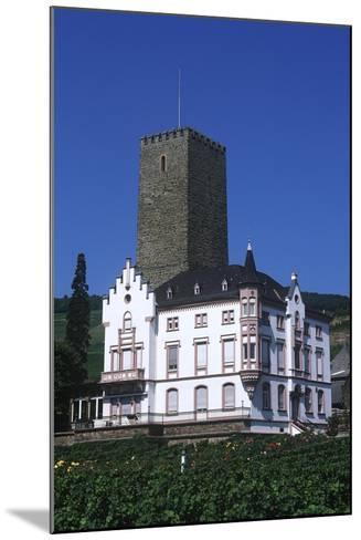 Germany, Rhine--Mounted Giclee Print
