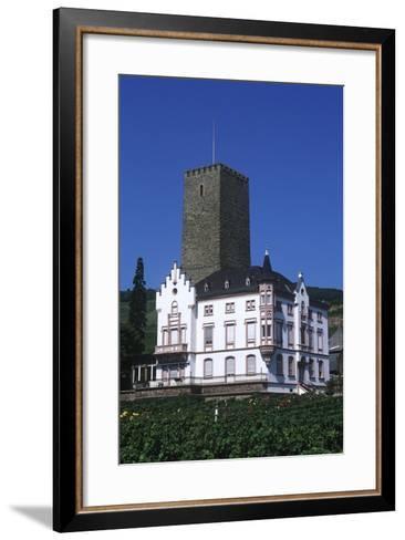 Germany, Rhine--Framed Art Print