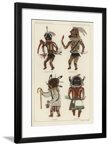 Puukon Hoya, Paluna Hoya, Tcanau, Tuckubot--Framed Art Print