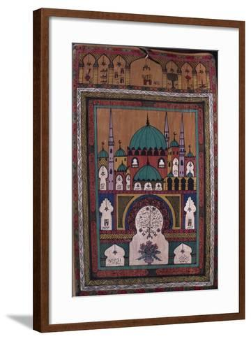 Koran Diploma--Framed Art Print