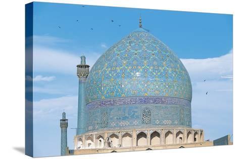 Iran - Esfahan--Stretched Canvas Print