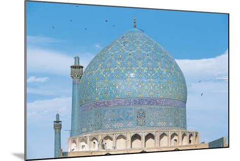 Iran - Esfahan--Mounted Giclee Print