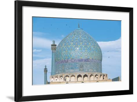 Iran - Esfahan--Framed Art Print