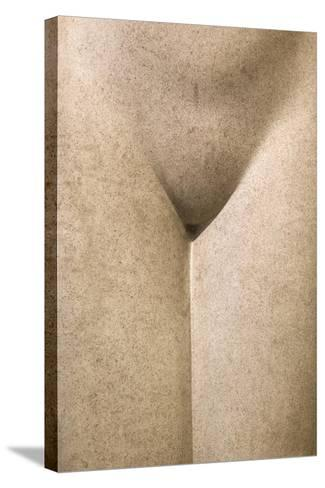 Mankind-Eric Gill-Stretched Canvas Print