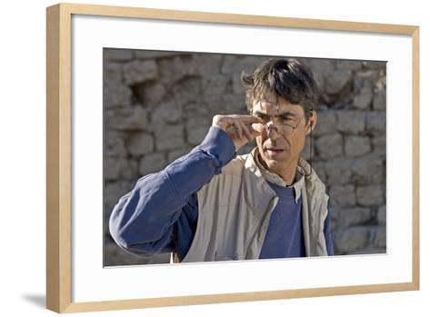 Dr. Cornelius Von Pilgrim--Framed Art Print